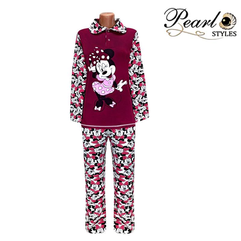 Начесная Пижама